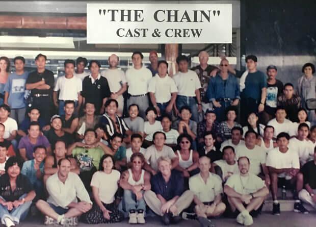 Key Personnel & Crew
