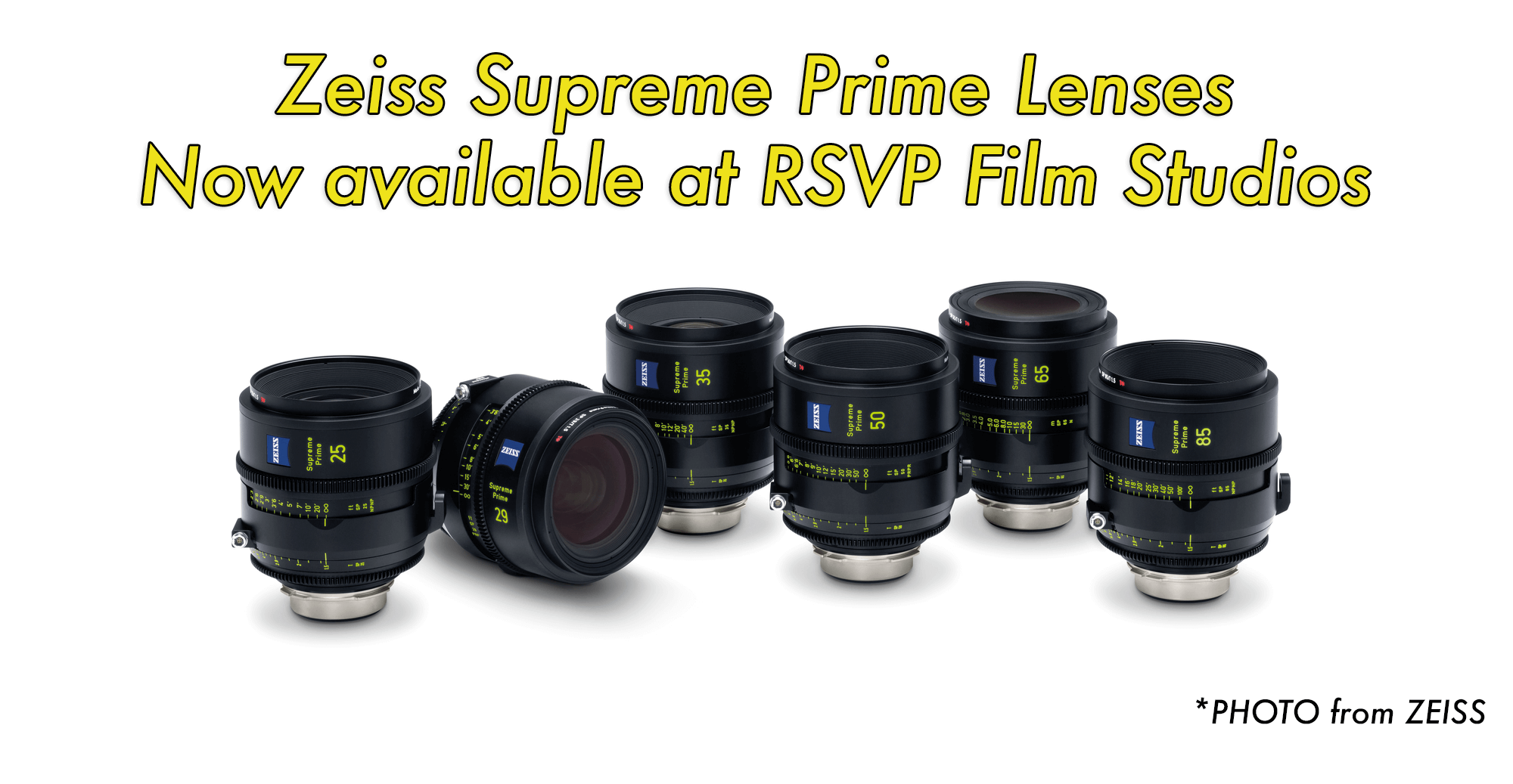Zeiss Supreme Lenses